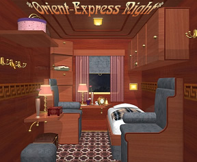 Orient Express Night