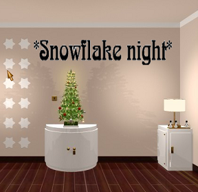 Snowflake Night