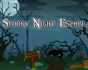 SpookyNightEscape
