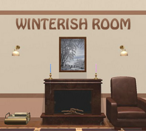 Winterish Room