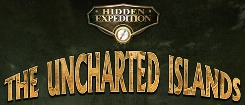 Hidden Expedition: The Uncharted Islands banner