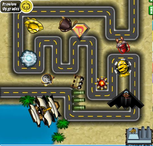 Bloons Tower Defense 4 - Walkthrough, Tips, Review