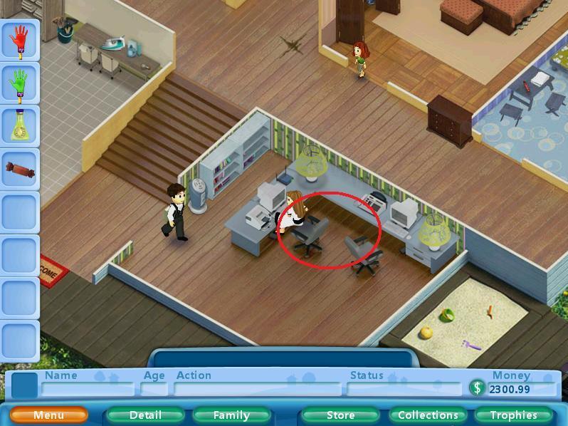 Virtual families walkthrough tips review for Virtual house walkthrough