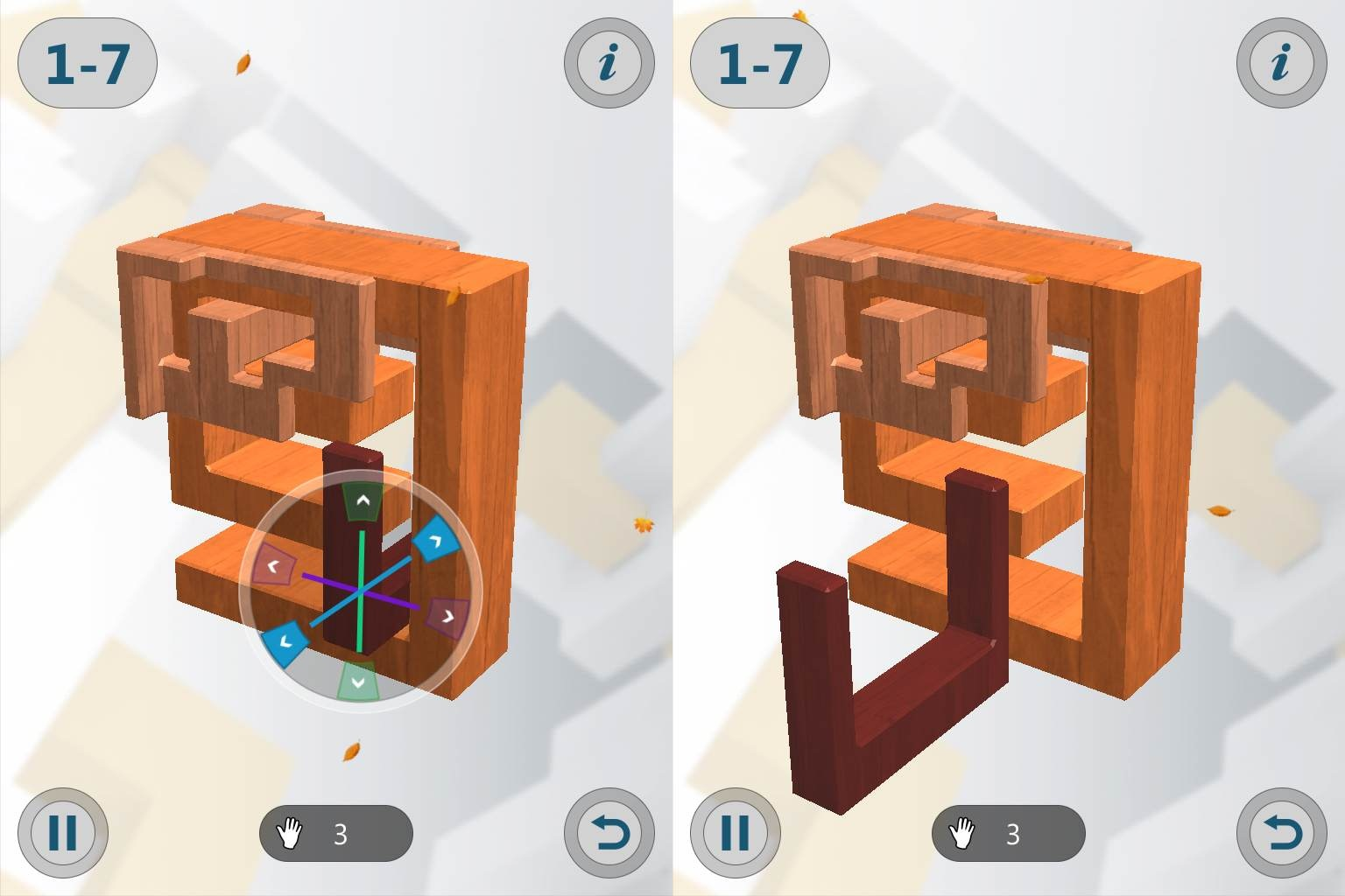 Interlocked Casual Games for Android