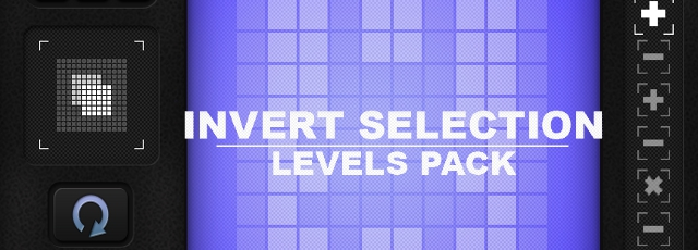 Invert Selection Levels Pack