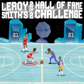 Leroy Smith's 2 on 2 Hall of Fame Challenge - Walkthrough ...