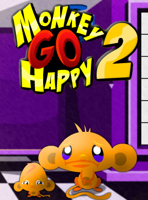 Monkey GO Happy 2 screenshot