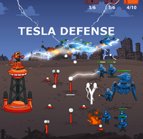 Tesla Defense