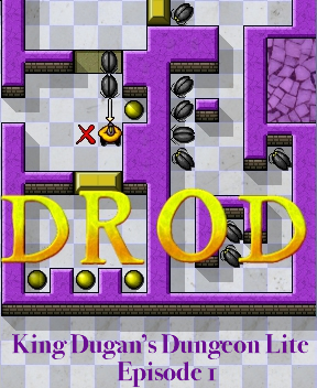 DROD: King Dugan's Dungeon Lite - Episode 1