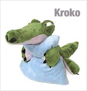 Kroko plushie
