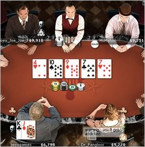 Last Call Poker