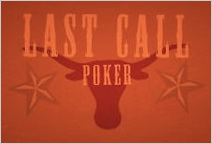 Last Call Poker logo