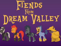 Fiends From Dream Valley