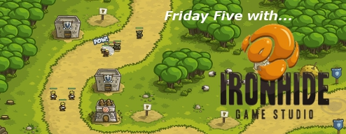 Friday Five With Ironhide Games