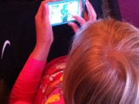 Gaming Her Brain