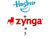 Hasbro and Zynga
