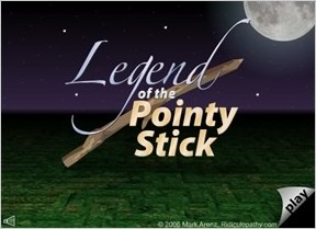 Legend of the Pointy Stick