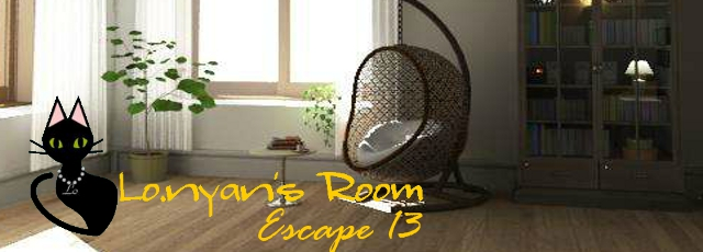 Lo.Nyan's Room Escape 13