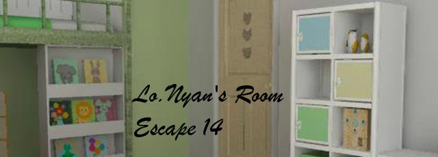 Lo.Nyan's Room Escape 14