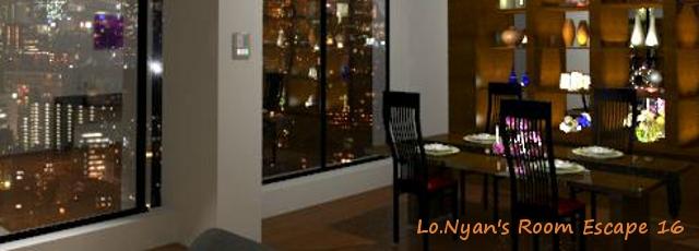 Lo.Nyan's Room Escape 16