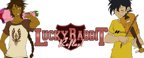 Lucky Rabbit Reflex!