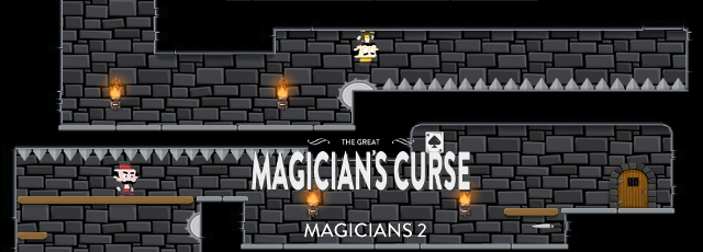 The Great Magician's Curse: Magicians 2
