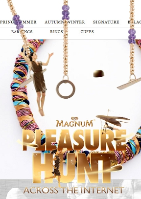 Magnum: Pleasure Hunt