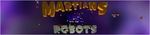 Martians vs. Robots