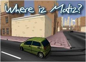 Where iz Matiz?