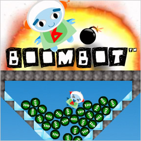 Boombot screenshot