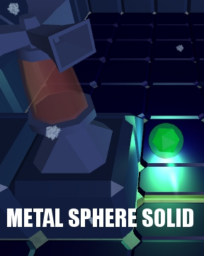 Metal Sphere Solid