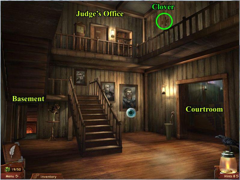 Locked Door Foyer Bonfire : Midnight mysteries salem witch trials walkthrough