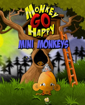 Monkey GO Happy: Mini Monkeys
