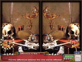Hidden in Time: Mirror Mirror screen 2