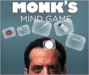 Monk's Mind game