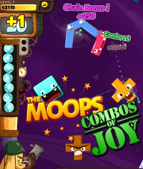 The Moops: Combos of Joy