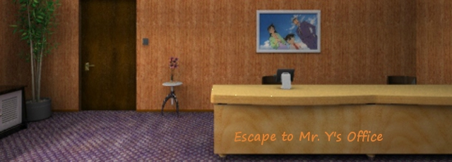 Escape to Mr. Y's Office Room