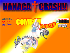 Nanaca Crash
