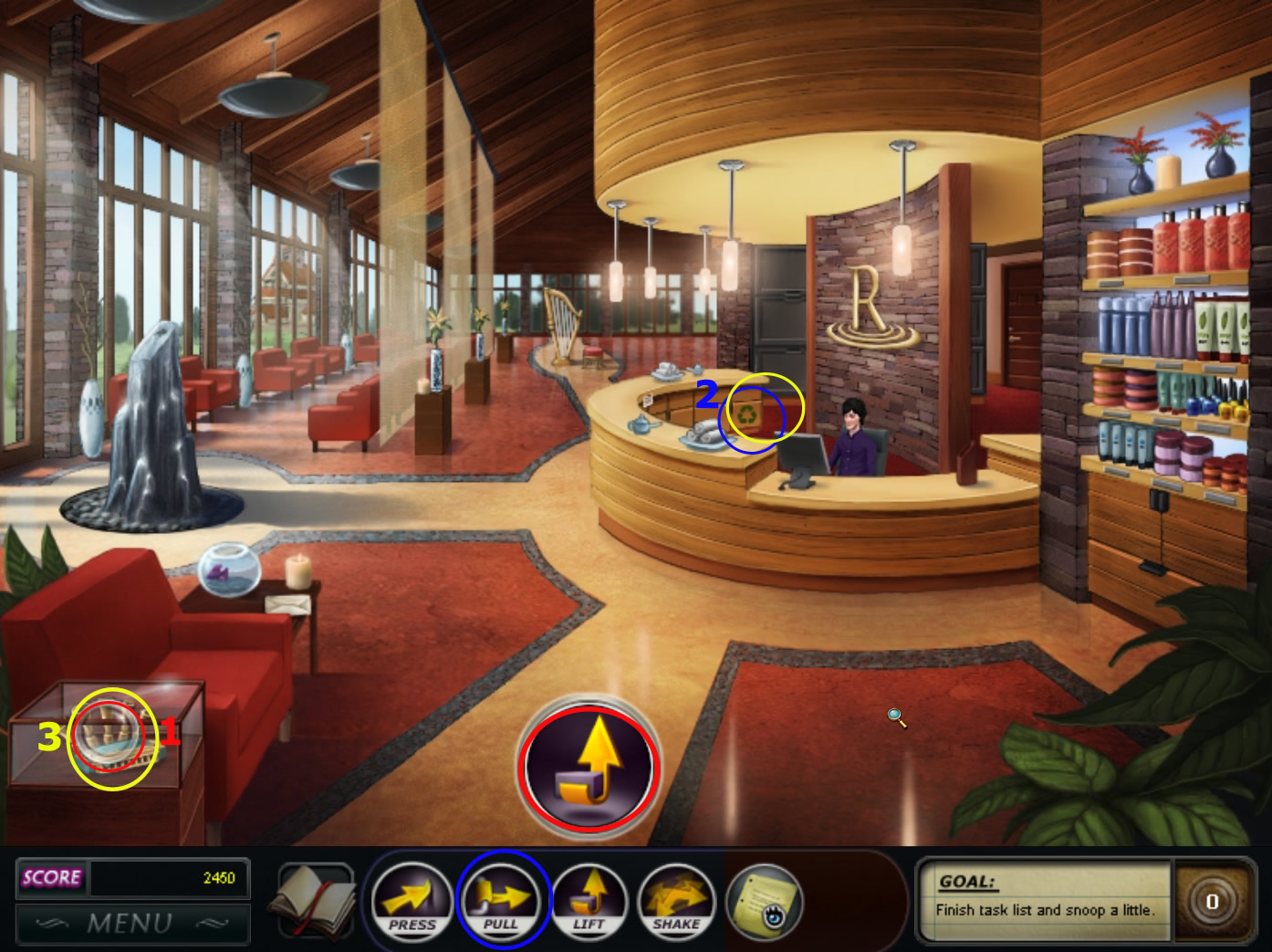 Nancy Drew Dossier: Resorting to Danger - Walkthrough, Tips, Review