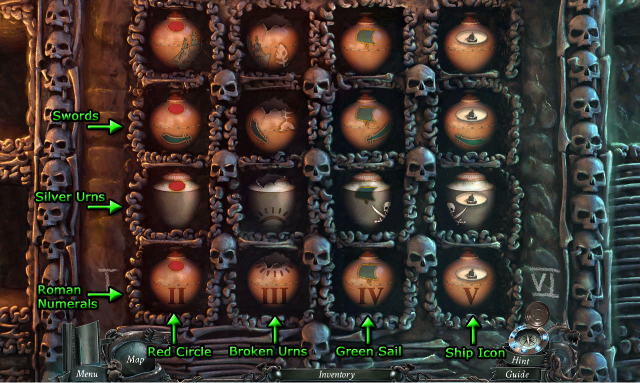 nightmares from the deep the cursed heart game