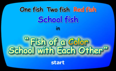Schooling Fish Simulation