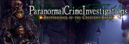 Paranormal Crime