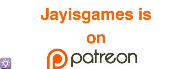 JayisGames on Patreon