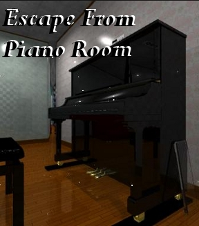 Escape from Piano Room