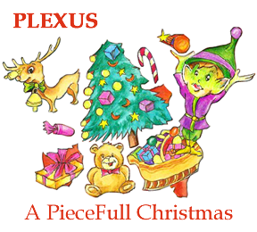Plexus Puzzle: A Piecefull Christmas
