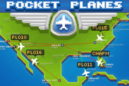 Pocket Planes Strategy Guide Hints and Tips