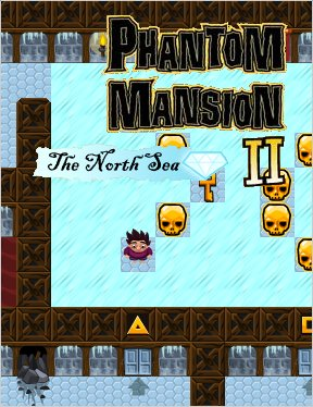 Phantom Mansion II: the North Sea