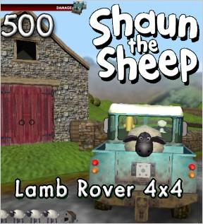 Lamb Rover 4x4