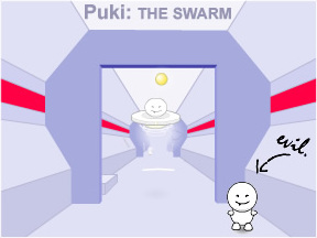 Puki: The Swarm