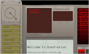 Quadradius